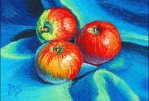 Olejový pastel