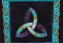 *Quilt Celtic patterns / by pixiescanvas