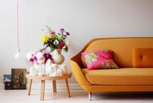 Home Decor How To's / What size rug should you choose?  How much room should there be between furniture? How big should your coffee table to fit your couch? The answers are here!