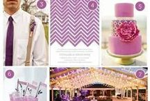 wedding radiant orchid
