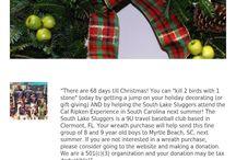Disney Christmas wreaths