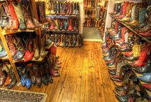 Shoes and Belt Buckles / by Lauren Stark