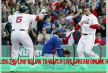 {Watch} Kansas City Royals vs. Boston Red Sox Live Stream Online HD | Mlb | Major League Baseball 2014