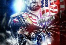 WWE Art