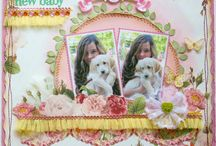 Scrapbooking - Dogs