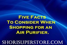 Five Facts To Consider When Shopping For An Air Purifier