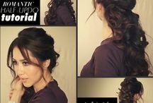 hairstyles/DIY