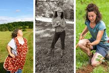 Lady Farmers and Homesteaders