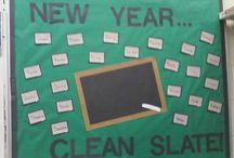 Bulletin boards / by Angela Helton
