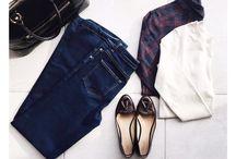- Autumn Winter Flat Lay Inspiration - / Autumn Winter styling flat lay inspiration