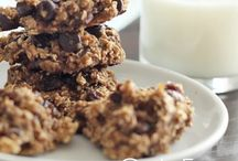 Healthy cookies & bars