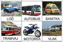 dopravne prostriedky