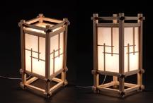 lampes japonaise