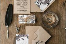 Wedding Stationery DIY