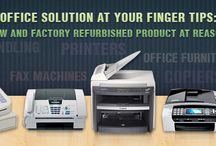 Americanrefurb.com / AmericanRefurb specializes in the sale of new and refurbished #officeproducts. We built our success on offering refurbished #officemachines and have grown over the years to become a preferred supplier of new and #refurbishedofficeproducts.