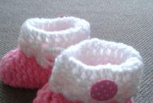 pletení a háčkovaní  pro děti