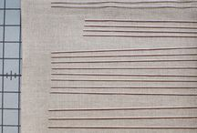 Knitting gadgets
