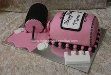 Nail cake