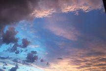 mooie luchten / De foto's zijn door mijzelf gemaakt.