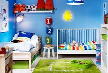 Kids Bedrooms / Nice ideas for your Kids bedroom!