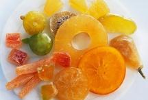 fruta crisralizada