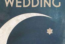 Leah's wedding / Space theme