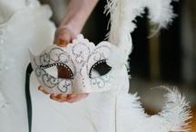 Masquerade wedding / Ideas for a unique masquerade wedding from La Fucina dei Miracoli. Handmade masks since 1975. www.maschere.it