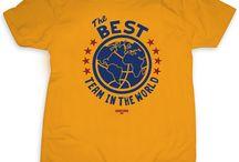 Golden State Warriors / World Champions #BestTeamInTheWorld #chefCurry #dubnation #warriors