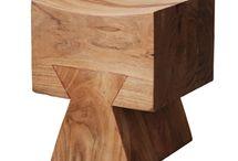Proyectos con madera