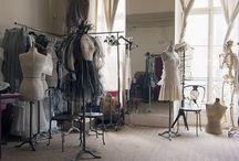 Fashion studio inspiration