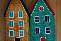 crochet&knit house