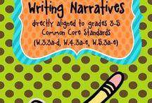 Language Arts and Writing / by Christina Villasana