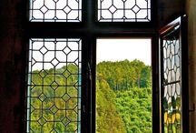 Stairs Windows