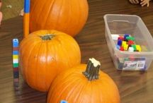 Pumpkin Project Ideas / Ideas to be used with the PUMPKIN SEED PROJECT hosted by Jen Wagner at http://projectsbyjen.com