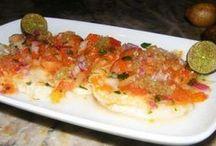 Recetas caviar cítrico