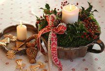 venkovské vánoce