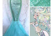 mermaids and elves