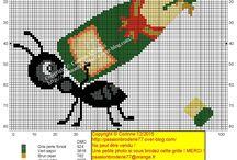 serie mravenečku