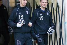 Ewan MacPherson / Pictures of Queen's Park player Ewan MacPherson