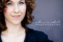 Headshot Photography Inspiration / Headshot poses for the creative person!