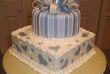 Cake Designs / by Nora Gleason