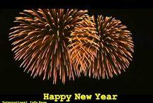 Happy New Year ,Bonne Année / Happy New Year ,Bonne Année