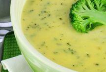 polievky a omacky