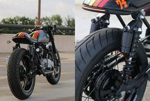 Motorcycle Ideas / For my next Motorcycle ideas