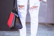 брюки и обувь
