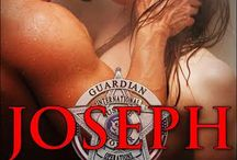 Joseph - The Kings of Guardian Book 2 / Pictures that inspired Book 2 of the Kings of Guardian Series