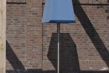 Design terraslampen / Extra sfeer op uw terras met deze luxe lampen. Bijzondere collectie in onze showroom