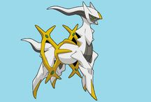 """Arceus / Arceus (Japanese: アルセウス Arceus) is a Normal-type Mythical Pokémon. Arceus is not known to evolve into or from any other Pokémon, but can change type when holding a Plate. Arceus is known as """"The Original One"""", as it is said that it created Sinnoh and Ransei, and possibly the entire Pokémon universe. It is the trio master of both the lake guardians and the creation trio. Like Darkrai and Shaymin before it, Arceus was not officially recognized by Nintendo until 2009, the year of its debut movie."""