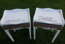 Tables / Imaginar. Inovar. Criar