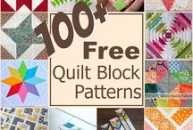 Quilt Patterns / by Michelle Chitty
